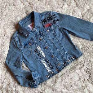 Justice Girls Denim Jacket